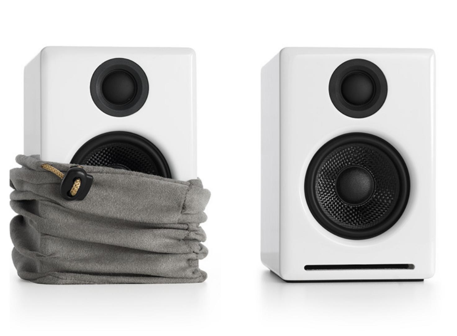 AudioEngine A2+ Desktop Speakers (with Bluetooth)