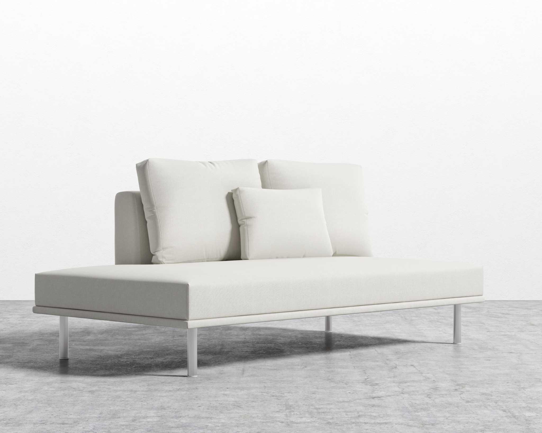 Evelyn Armless Sofa