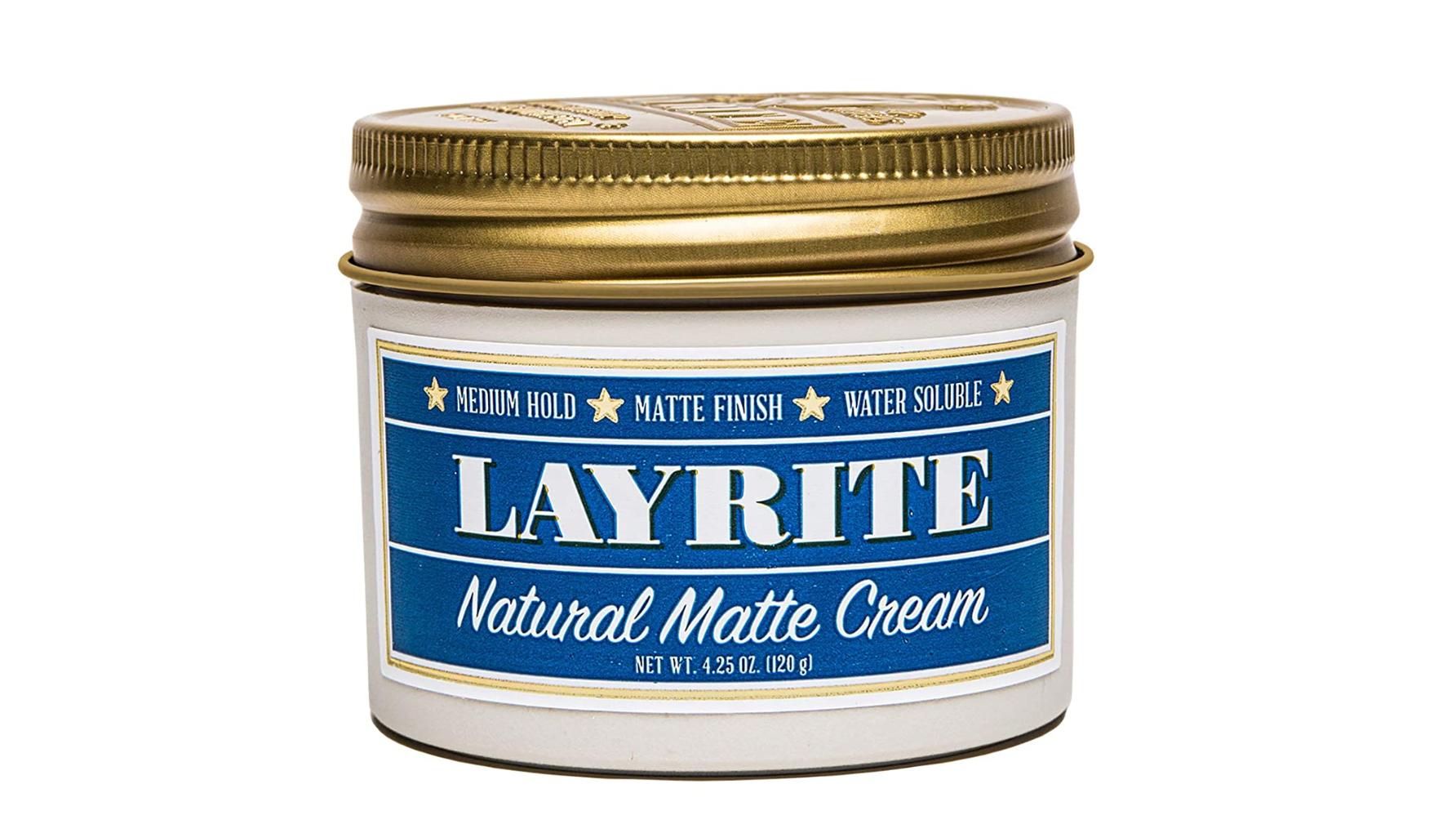 Layrite Blue Hair Cream
