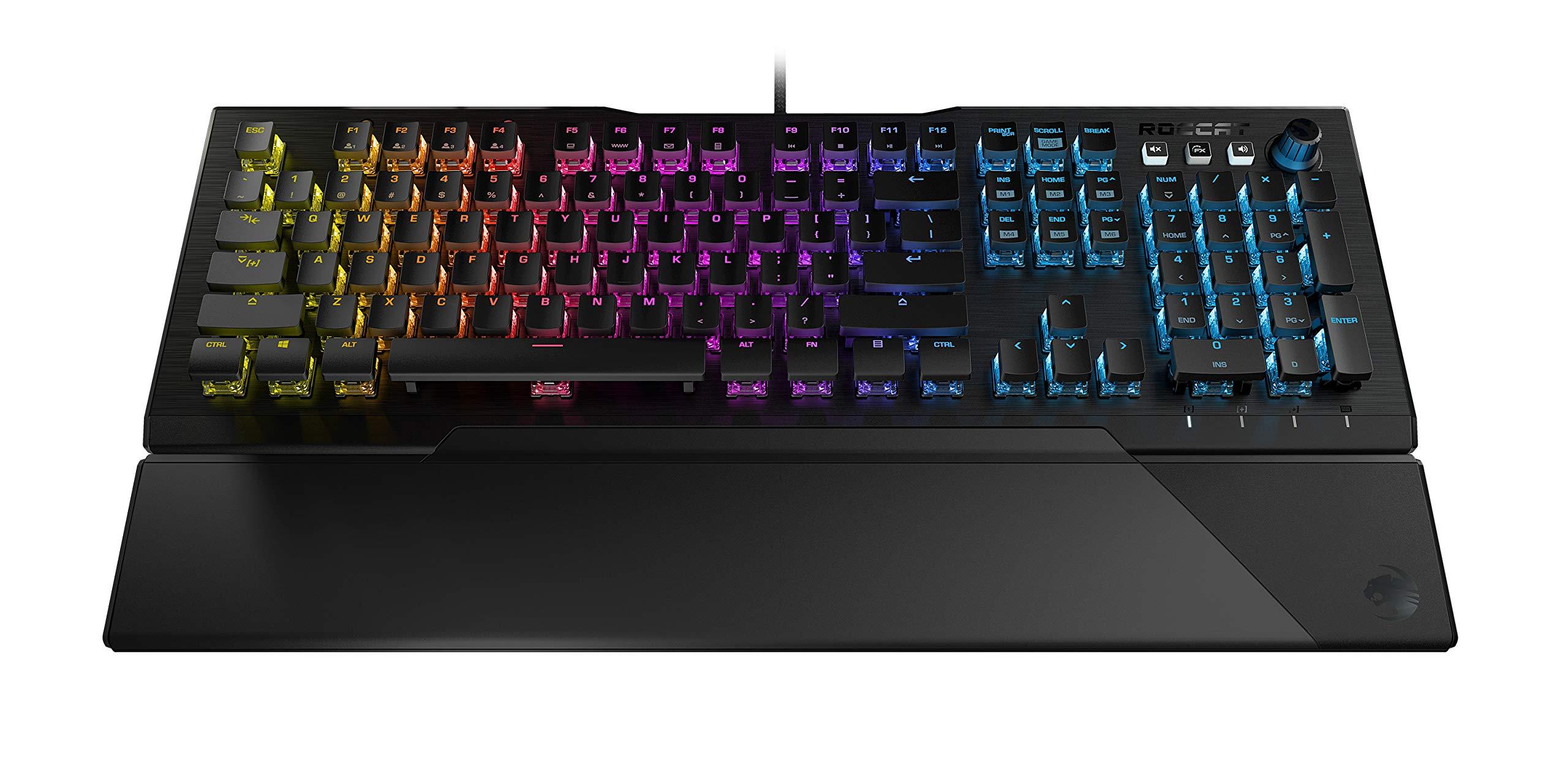 ROCCAT Vulcan 121 AIMO Gaming Keyboard