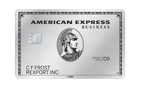 AMEX Business Platinum Card