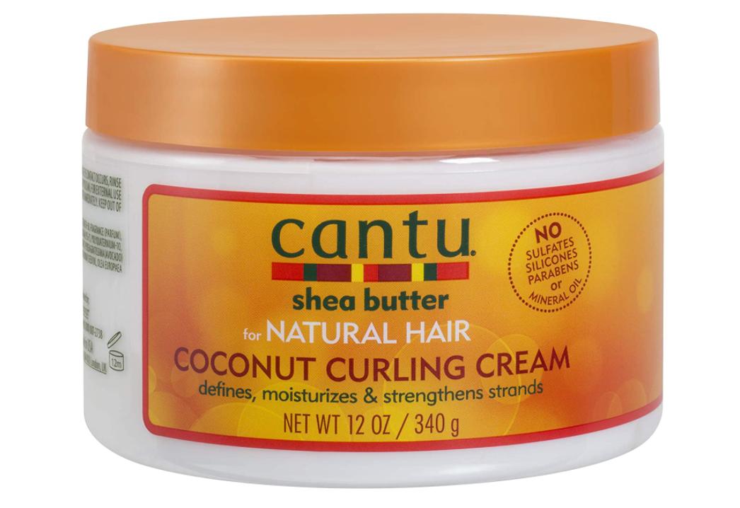 Cantu Hair Curling Cream