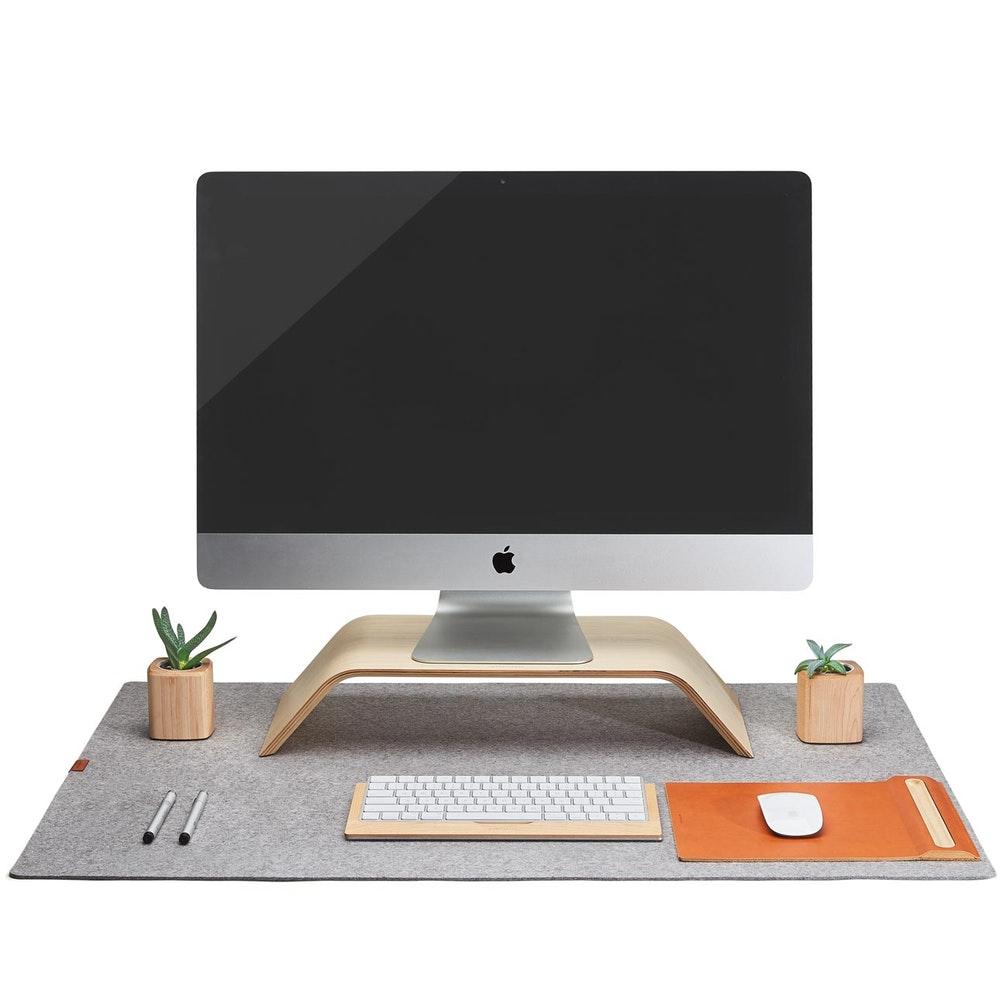 Grovemade Wool Felt Desk Mat