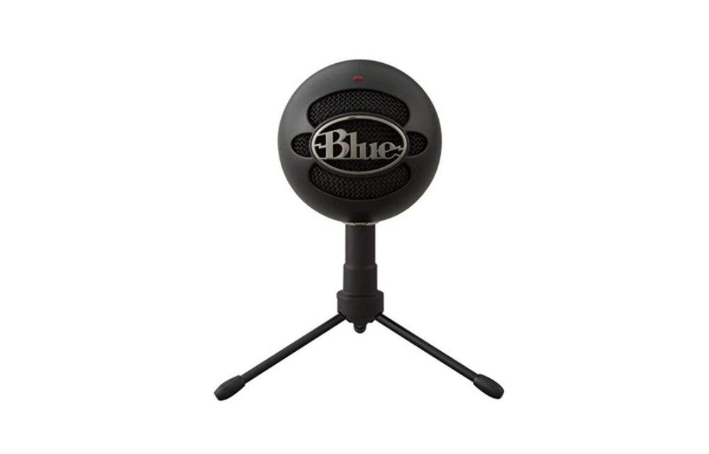 Blue Snowball Ice Microphone