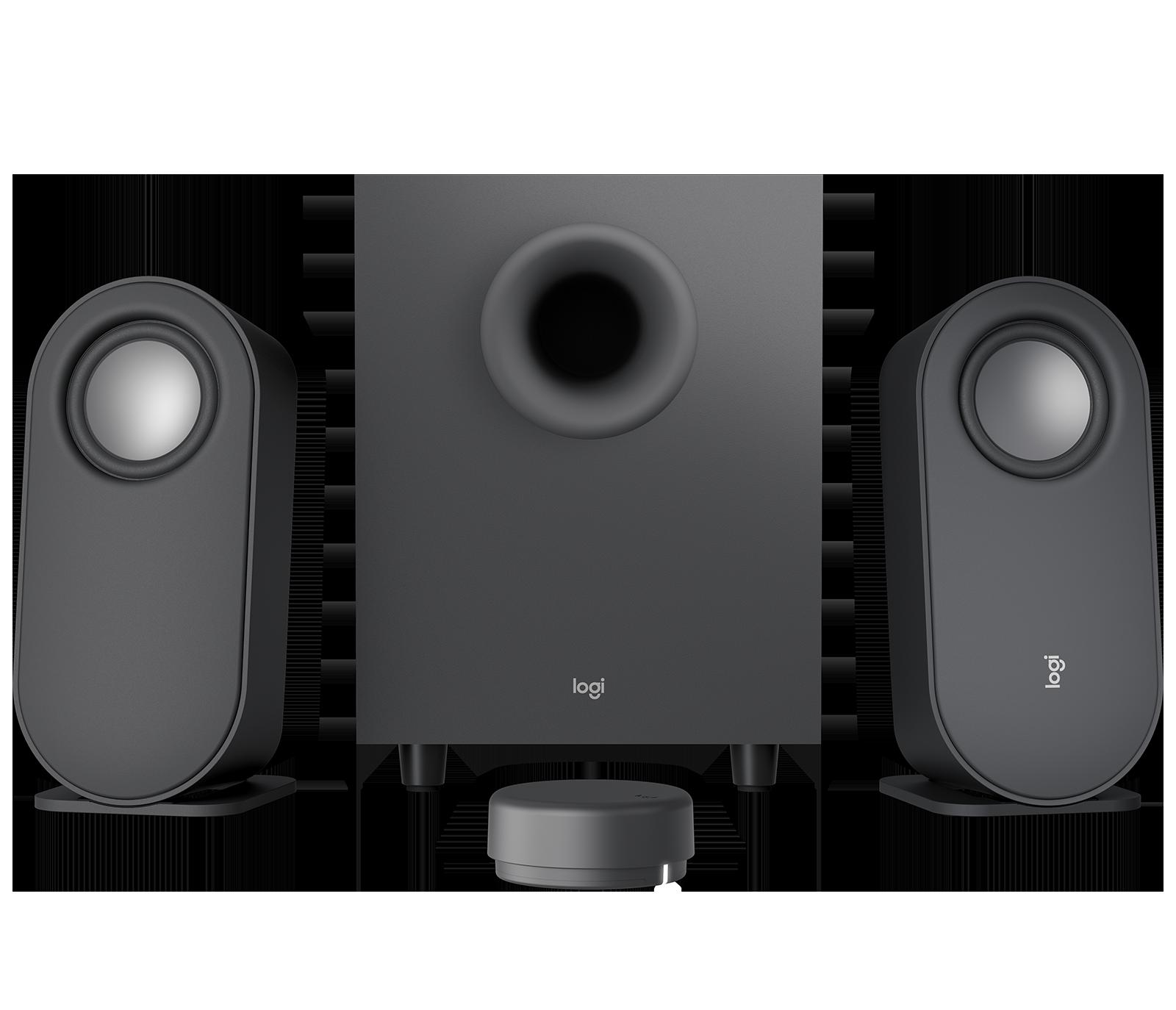 Logitech Z407 2.1 Desktop Speakers